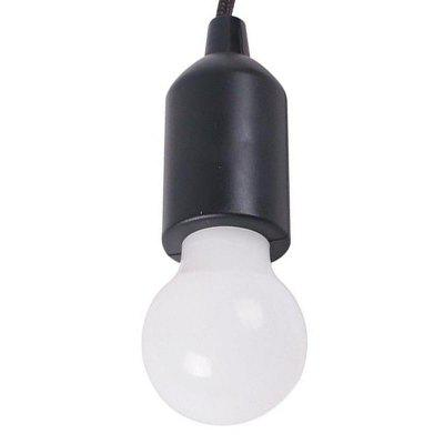 Ampoule LED à cordon coloré