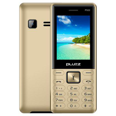 PLUZZ P522 2G Quad Band Phone
