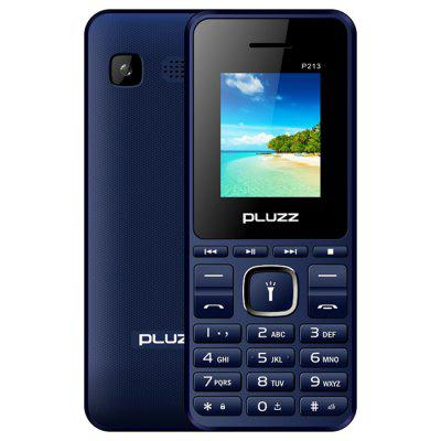 PLUZZ P213 2G Quad Band Phone