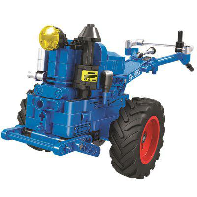 Tractor Building Blocks Toy