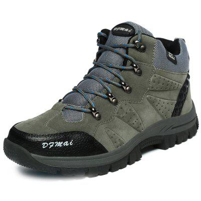 Couple Outdoor Anti slip Comfortable Casual Hiking Shoes