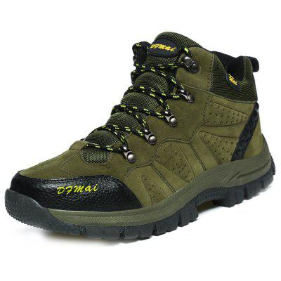 Couple Outdoor Anti-slip Comfortable Casual Hiking Shoes