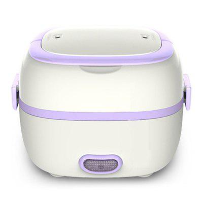 Multi-function Double-layer Rice Cooker Electric Cooking Lunch Box