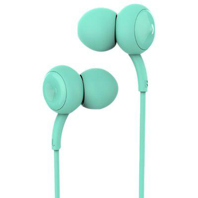 REMAX RM510 3.5mm Wired Earbuds In-ear Earphone with Mic