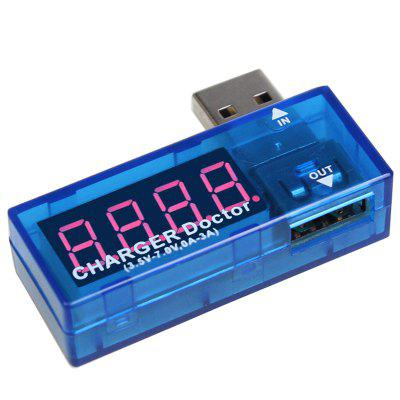 USB Charger Doctor Voltage Current Meter Mobile Tester