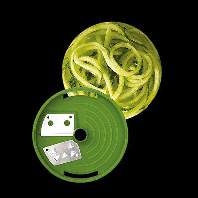 3-In-1  Rotary Cutter for Vegetable Cutting
