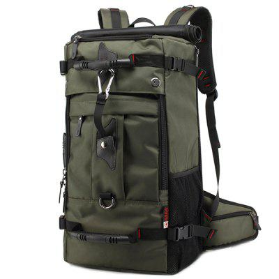 Outdoor multifunctional Oxford Cloth Backpack