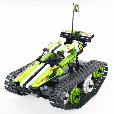 Building Block Special Vehicle Toy