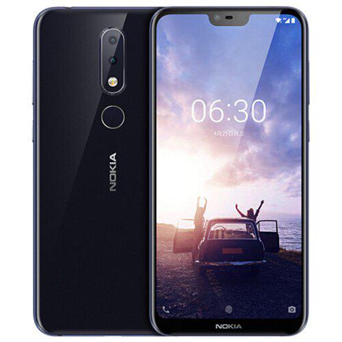 Nokia X6 ( Nokia 6.1 Plus ) 4G Smartphone Versione Internationale 4GB RAM 64GB ROM