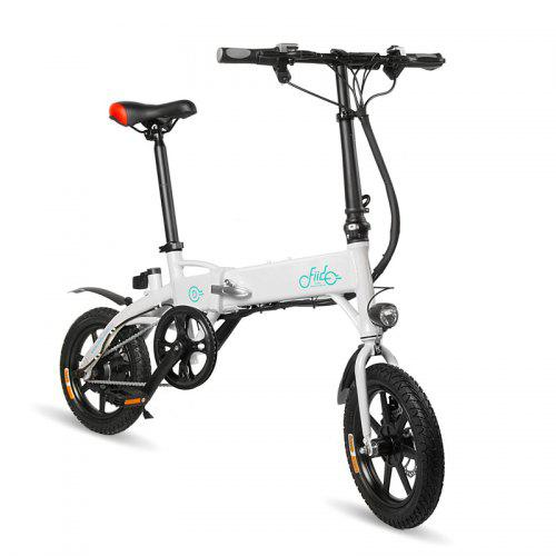 Refurbished FIIDO D1 Folding Electric Bike Moped Bicycle E-bike