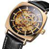 FORSINING Hollow-out Automatic Mechanical Watch - MULTI-A