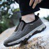 Male Classic Comfortable Anti-slip Hiking Shoes for Outdoor - GRAY