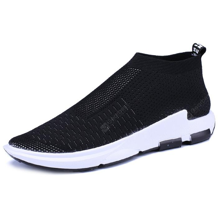 Men's Lightweight Breathable Casual Sports Shoes Fashion Sneakers