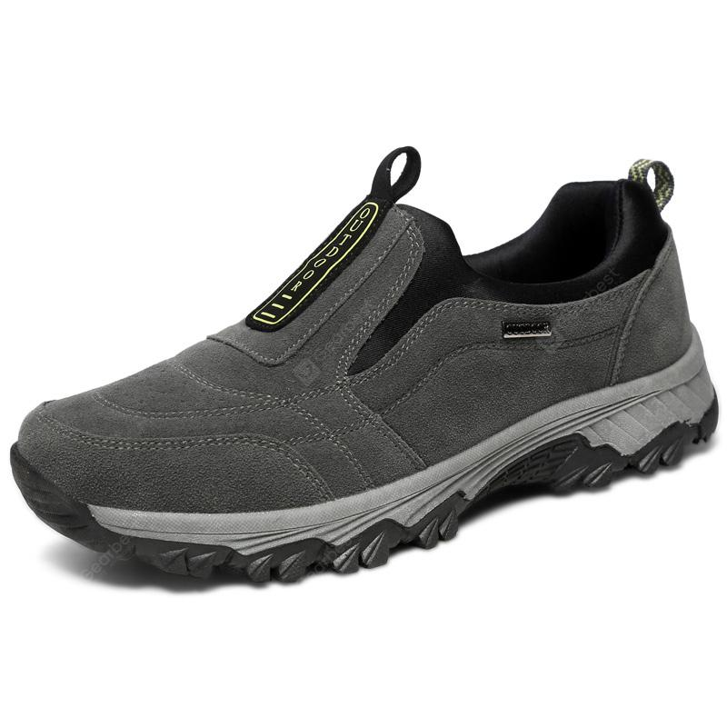 Outdoor Durable Comfortable Slip-on Casual Hiking Shoes