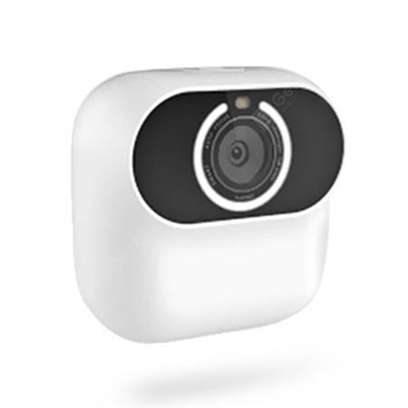 RICA CG010 AI Action Camera Intelligent Gesture Recognition 13MP HD - WHITE
