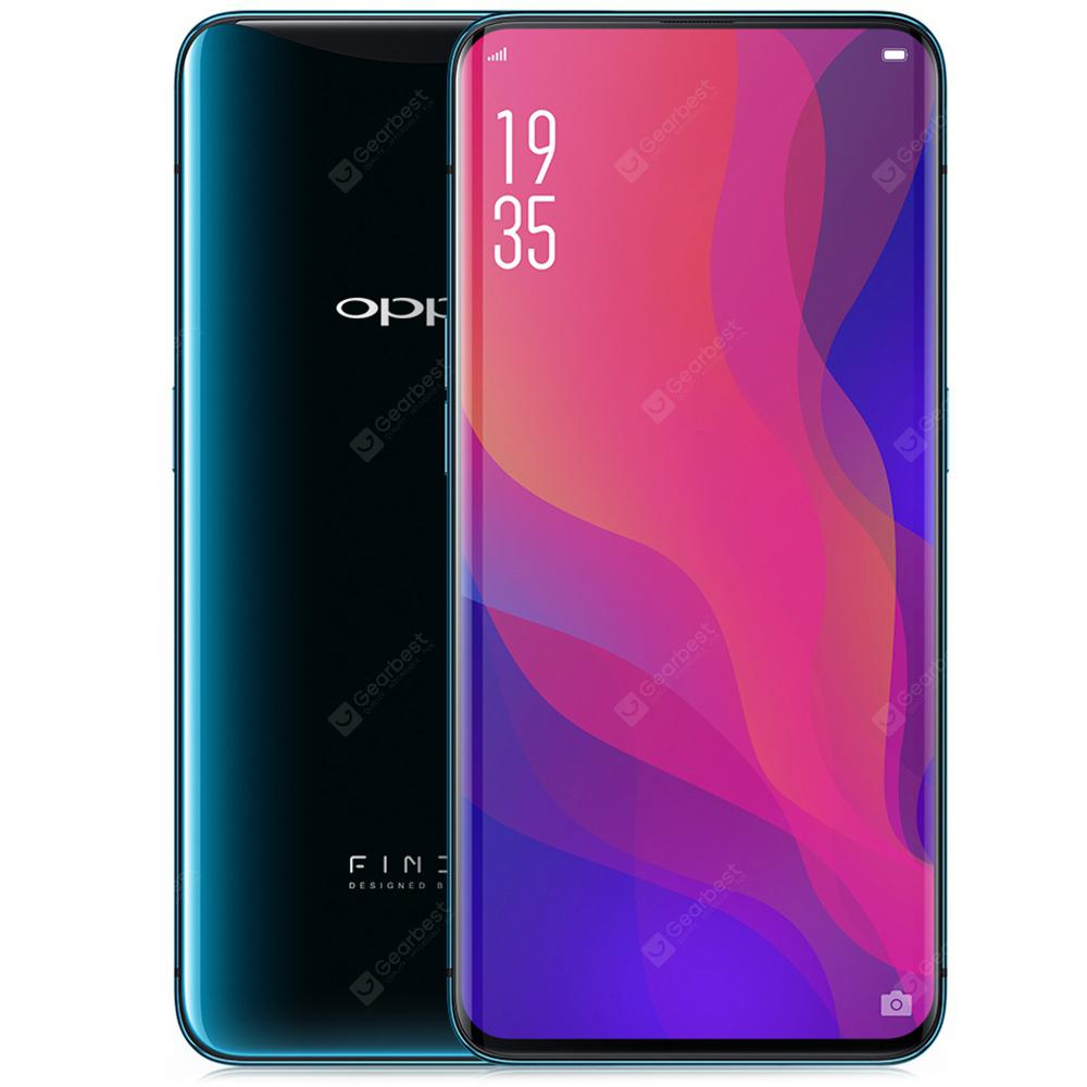 OPPO Find X 6.42 inch 4G Phablet English and Chinese Version