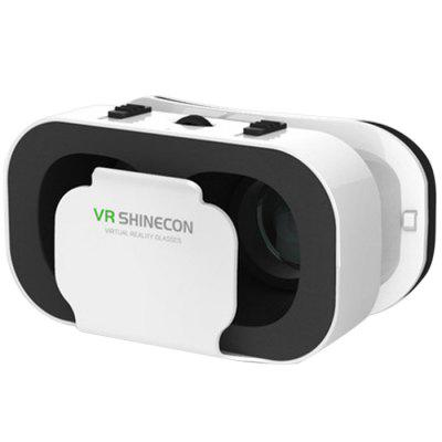 VRSHINECON 3D Headband Virtual Reality Glasses for Smartphone