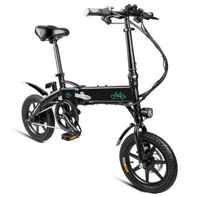 FIIDO D1 Folding Electric Bike Moped Bicycle  E-bike Image