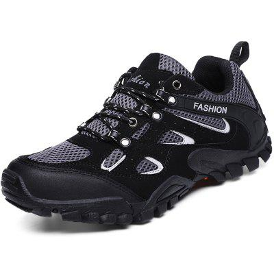 Outdoor Breathable Shock-absorbing Hiking Sports Shoes