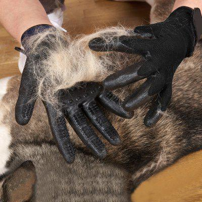 Pet Grooming Massage Gloves