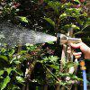 Electroplated Water Gun for Home / Garden Use - GOLDEN BROWN