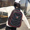 Large Storage Casual Backpack for Travel - RED