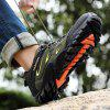 Outdoor Breathable Shock-absorbing Hiking Sports Shoes - GREEN