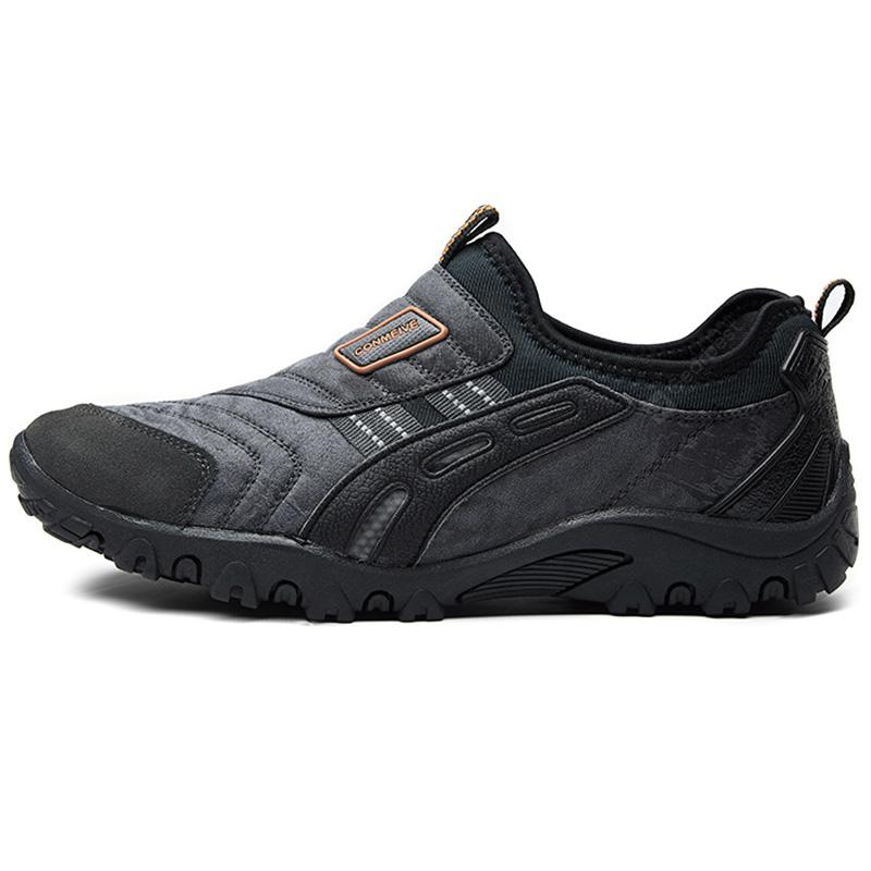 Men Outdoor Slip-on Comfortable Casual Shoes