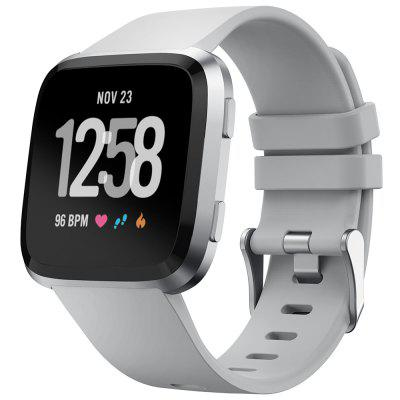 Small Size Fashion Silicone Replacement Watch Band for Fitbit Versa