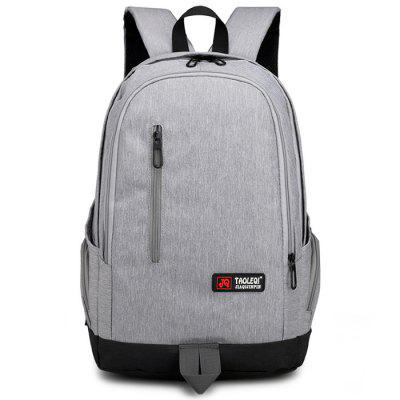 Student Travel With Headphone Backpack for Holding Stuff