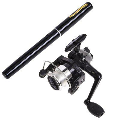 Pen Shape Fish Rod and Spinning Fishing Reel