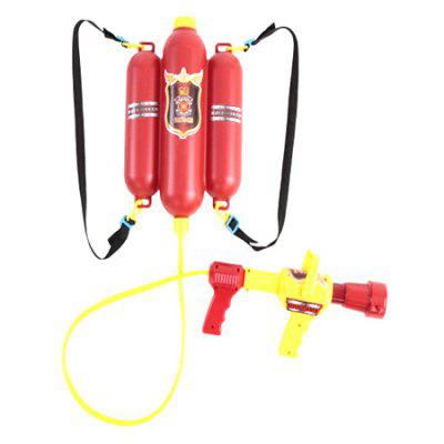 Summer Backpack Style Water Gun Toy for Kids