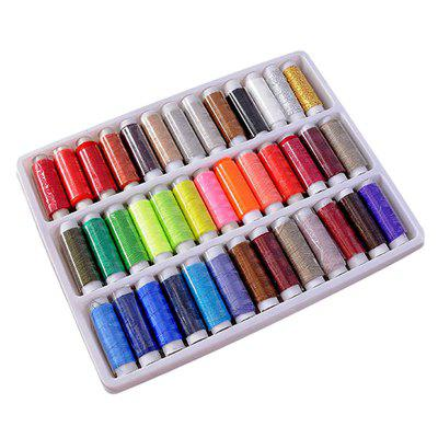 Home Accessories 39 Colors Hand Sewing Thread One Box