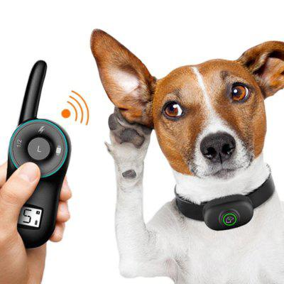 Wireless Waterproof Dog Training Barking Device Set