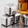 304 Stainless Steel Ice Tartar Cubes - SILVER
