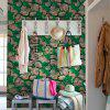 DIY PVC Wallpaper Sticker Removable Room Decoration Decal - MULTI-H
