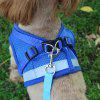 Pet Control Harness Strap Vest - AZUL