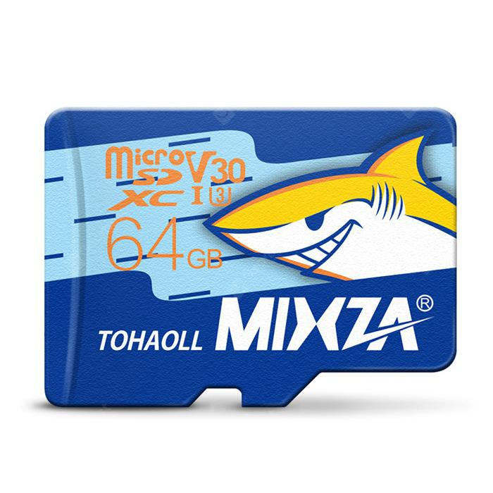 MIXZA 64GB Micro SD Memory Card