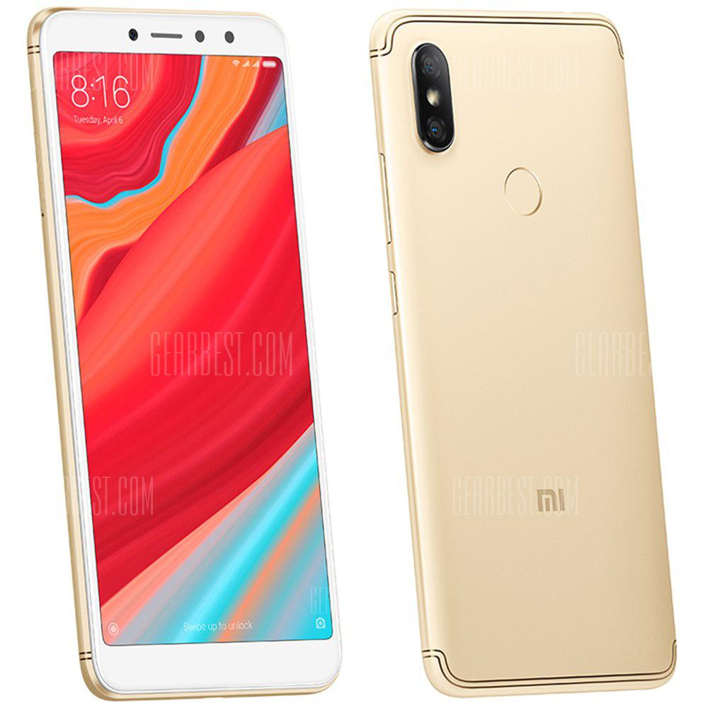 Xiaomi Redmi S2 4G Phablet Global Version - GOLD