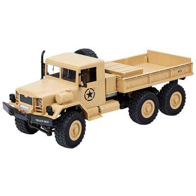MZ YY2003 2.4G 6WD 1/12 RC Military Truck Toy