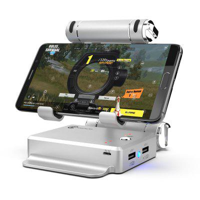 GameSir X1 BattleDock Keyboard and Mouse Converter Stand Portable Phone Holder for PUBG / FPS Games  1