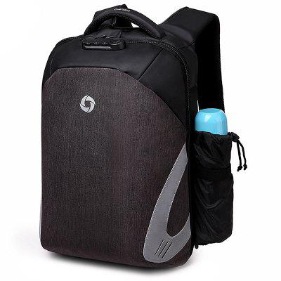 OZUKO Anti-theft Backpack with USB Charging Port