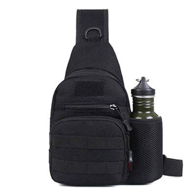 Leisure Travel Chest Bag with Kettle