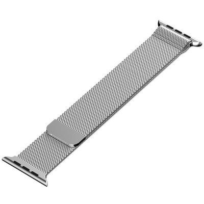 Stainless Steel Smart Watch Strap for Apple Watch 38MM