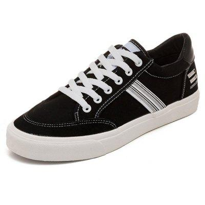 Summer Autumn Flat Casual Canvas Shoes for Man
