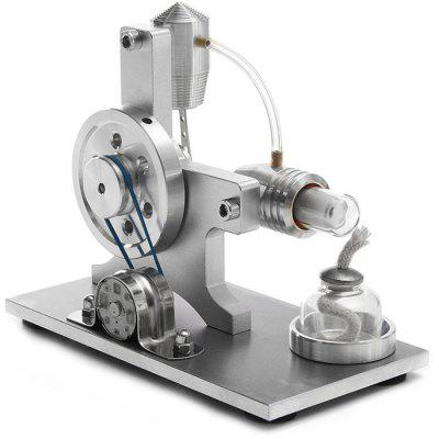 DIY Steam Machine Stirling Engine Model from Gearbest