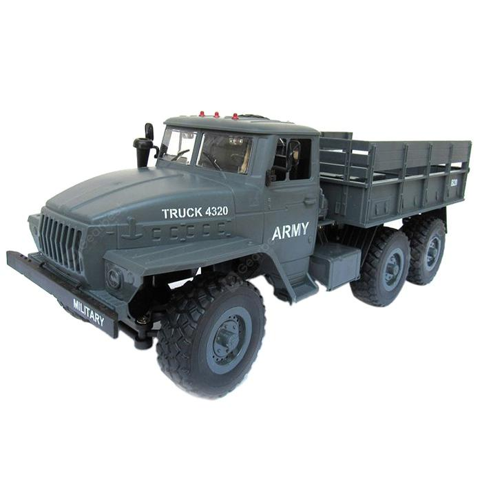 MZ YY2004 Full Scale Off-road RC Car Crawler Model Toy Gift for Kids - GRAYISH TURQUOISE