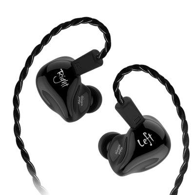 KZ ZS4 HiFi Stereo In-ear Earphone Music Earbuds