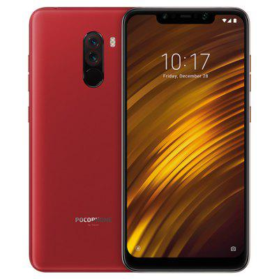 Refurbished Xiaomi Pocophone F1 4G Phablet Global Version 6GB RAM
