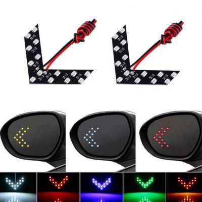 LED Car Turn Signal Light for Car Rearview Mirror 1pc